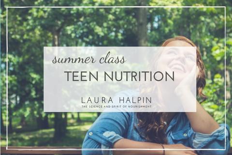 Teen Nutrition (1)