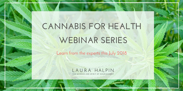 Cannabis webinar series
