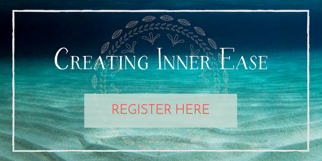 Creating inner ease web REGISTER - NEW