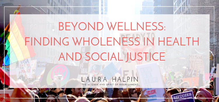 Beyond Wellness Series website banner