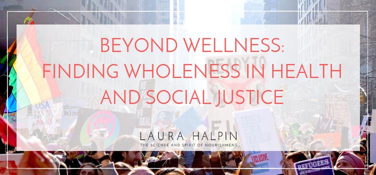 Beyond Wellness Series website banner