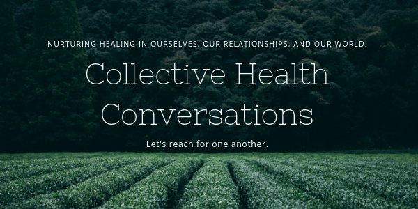 collective health website banner