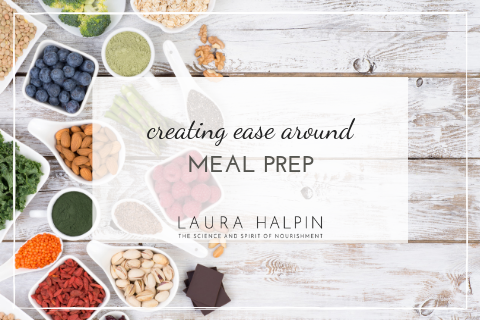Meal Prep Class 2019