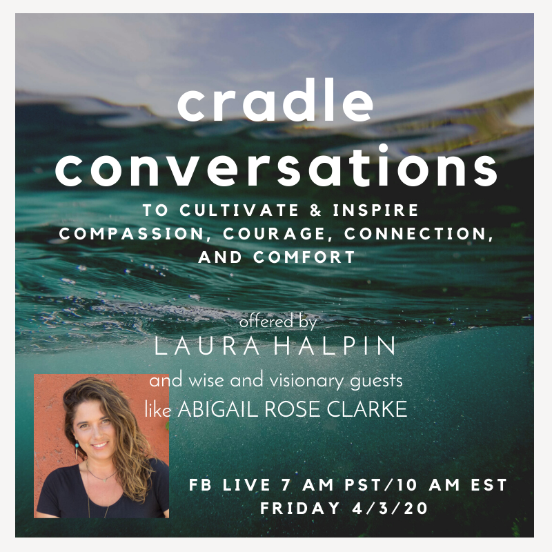 cradle conversations FB Abigail