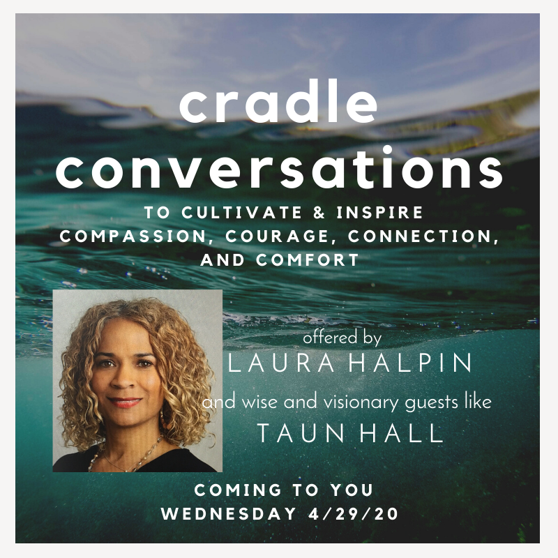 cradle conversations FB Taun Hall