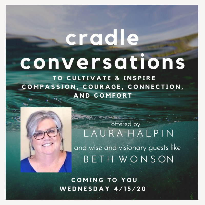 cradle conversations FB beth wonson